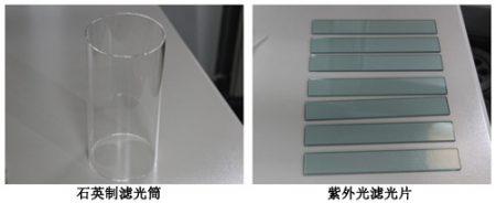 人工气候老化试验箱滤光器
